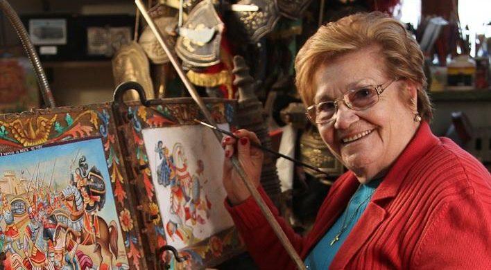 L'arte della pittura del carretto siciliano